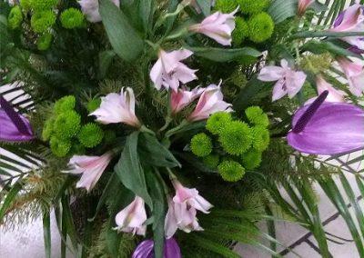 Kvetiny KV Smutecni kytice 1