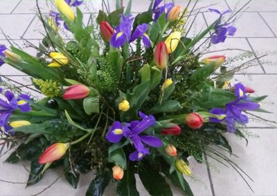 Kvetiny KV Smutecni kytice 3