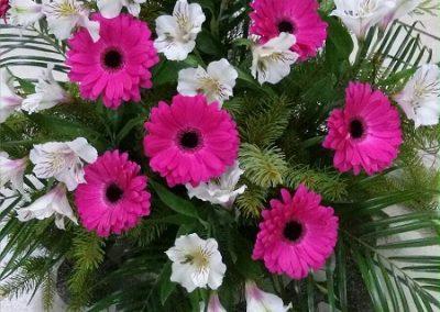 Kvetiny KV Smutecni kytice 6