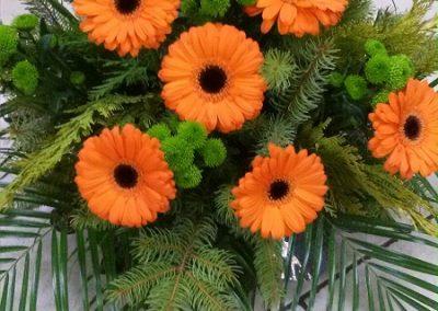 Kvetiny KV Smutecni kytice 7