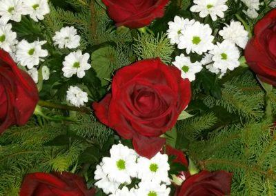 Kvetiny KV Smutecni kytice 8